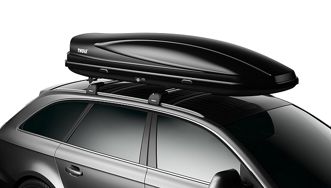 Thule Force Ski & Snowboard Roof Cargo Box