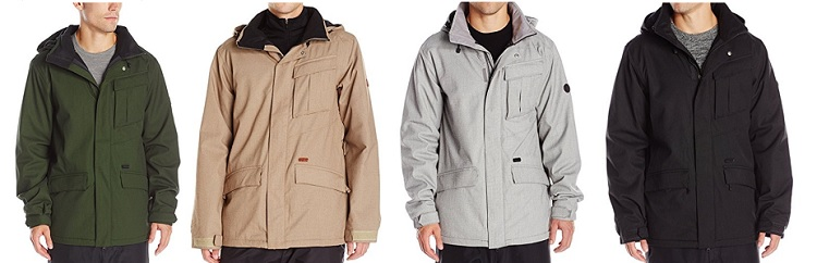 Volcom Men's Mails Insulated Snowboard Jacket