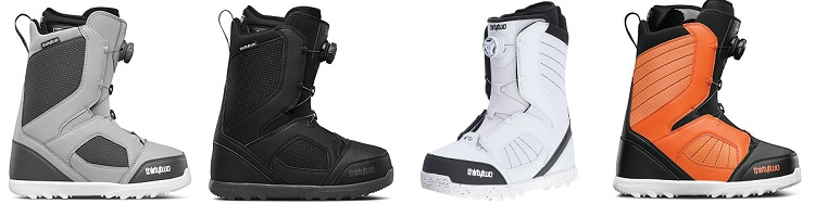 thirtytwo STW BOA 16' Snowboarding Boots