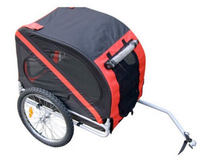 Aosom Elite Dog Bike Carrier