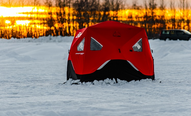 The 5 Best Ice Fishing Shelters Reviewed For [2018-2019] | Outside