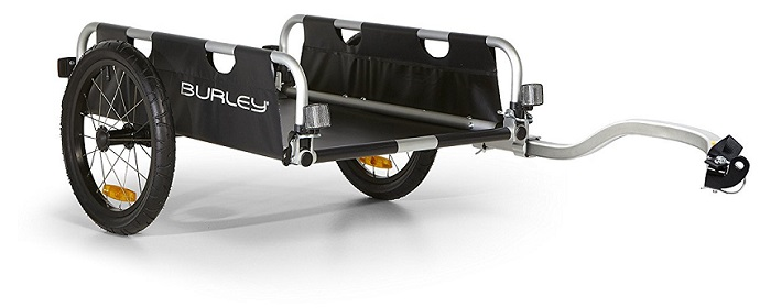 Burley Design Flatbed Bike Trailer