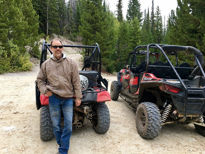 Hahn Peak ATV Tours