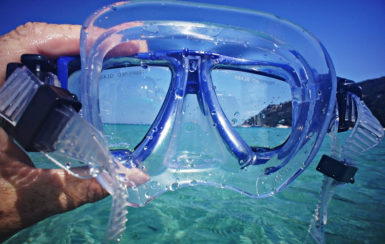 How To Snorkel - Mask
