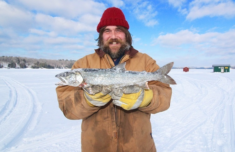 What Can You Catch Ice Fishing