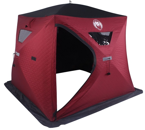 official photos 12b1f ad17f The 5 Best Ice Fishing Shelters Reviewed For [2018-2019 ...