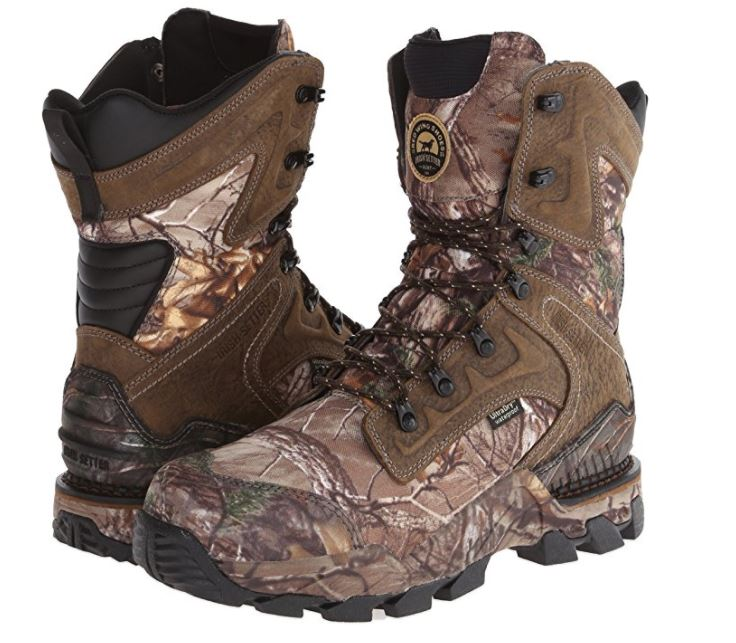 Best Hunting Boots - Pair
