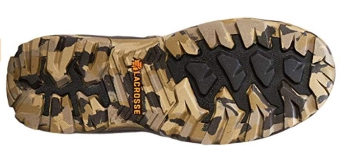LaCrosse-Alphaburly-Pro-15-Realtree womens hunting boots sole