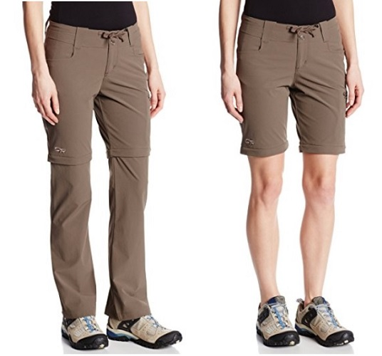 best women's convertible hiking pants