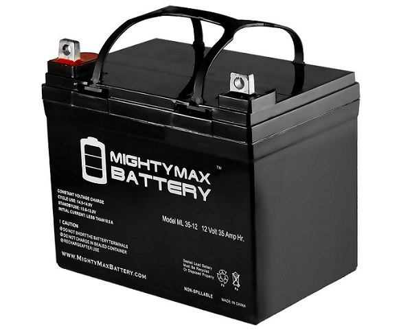 marine battery for trolling motor