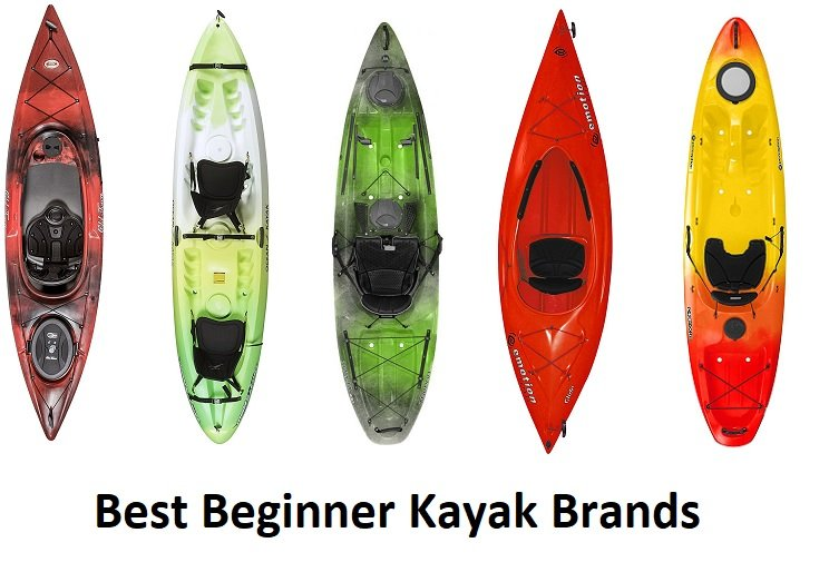 Best Beginner Kayak Brands