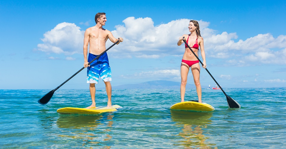 Best Beginner Paddle Board