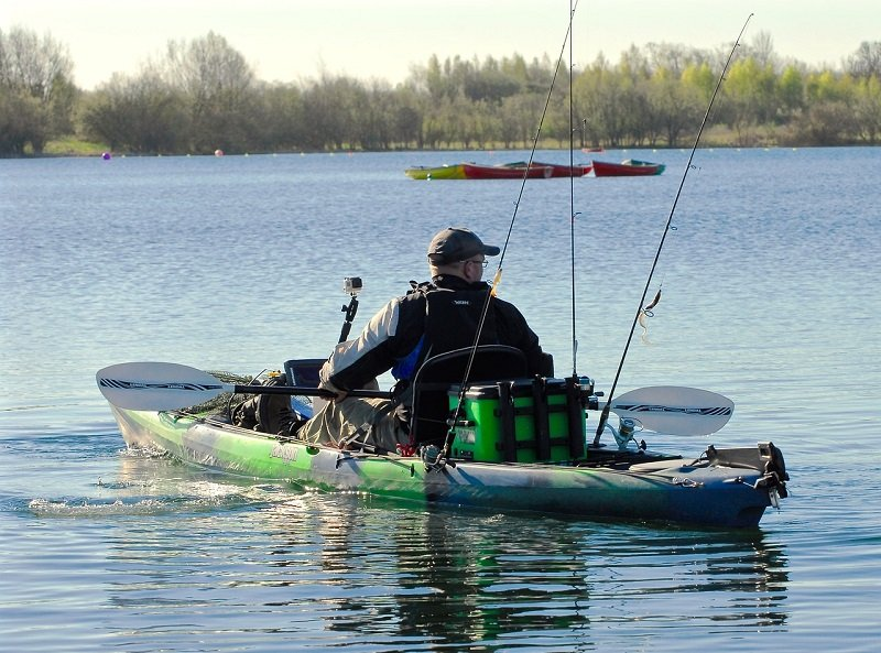 The 7 best fishing kayaks reviewed rated 2018 for Best fishing kayak 2017