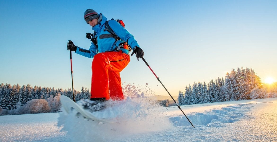Guide to Snowshoeing