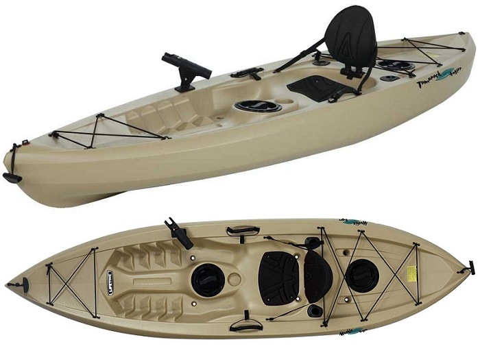 The 7 best fishing kayaks reviewed rated 2018 for Best sit on top fishing kayak