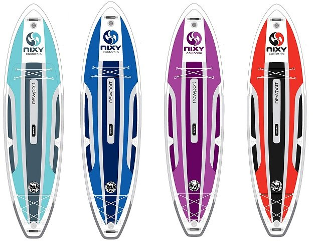 NIXY Beginner Paddle Board