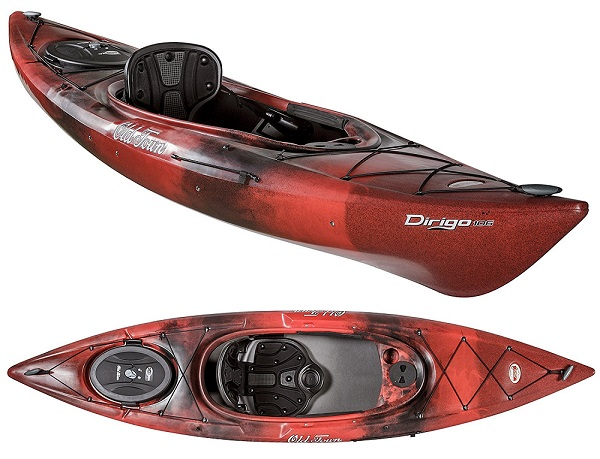 Old Town Canoes & Kayaks Dirigo 106 Beginner Kayak