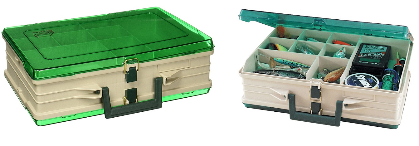 Plano Magnum Tackle Box Double Side