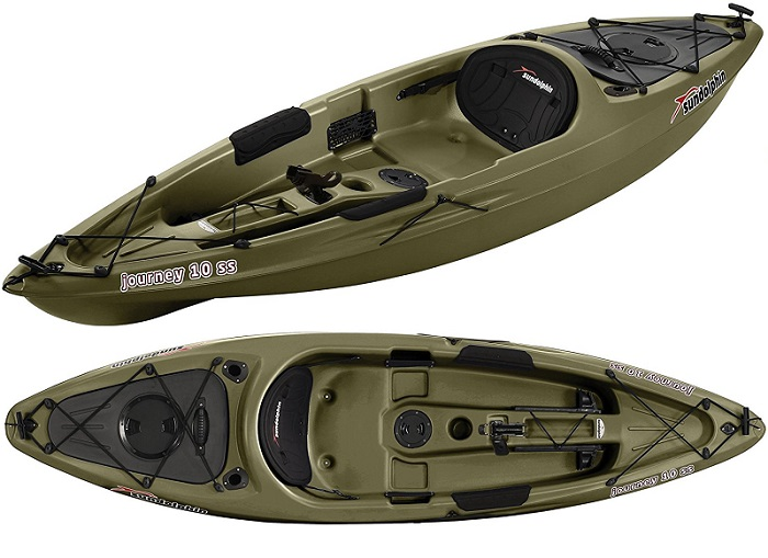 The 7 best fishing kayaks reviewed rated 2018 for 10 foot fishing kayak