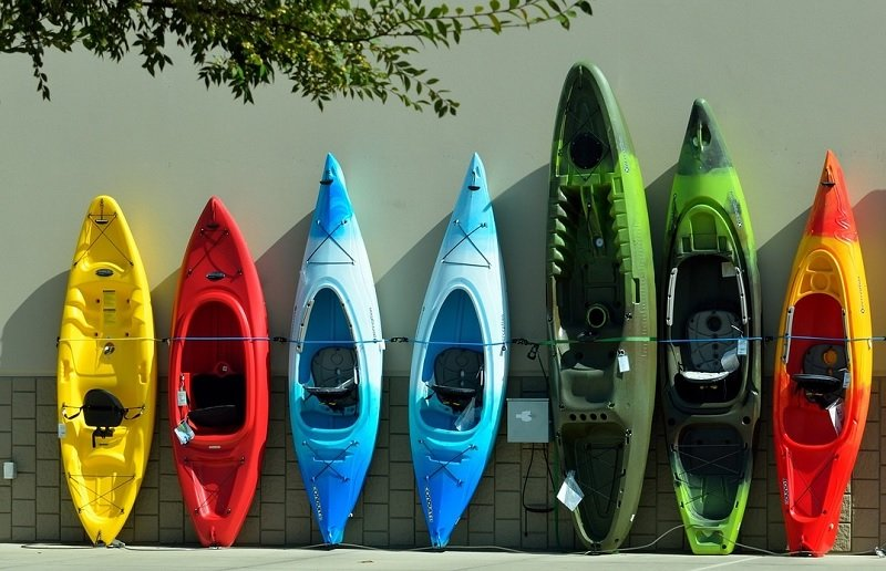 Types of Beginner Kayaks