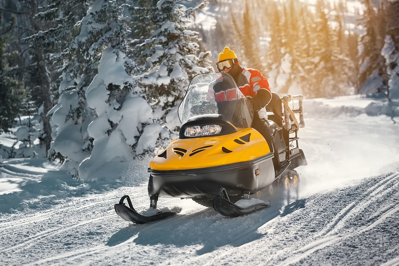 beginner snowmobile gear