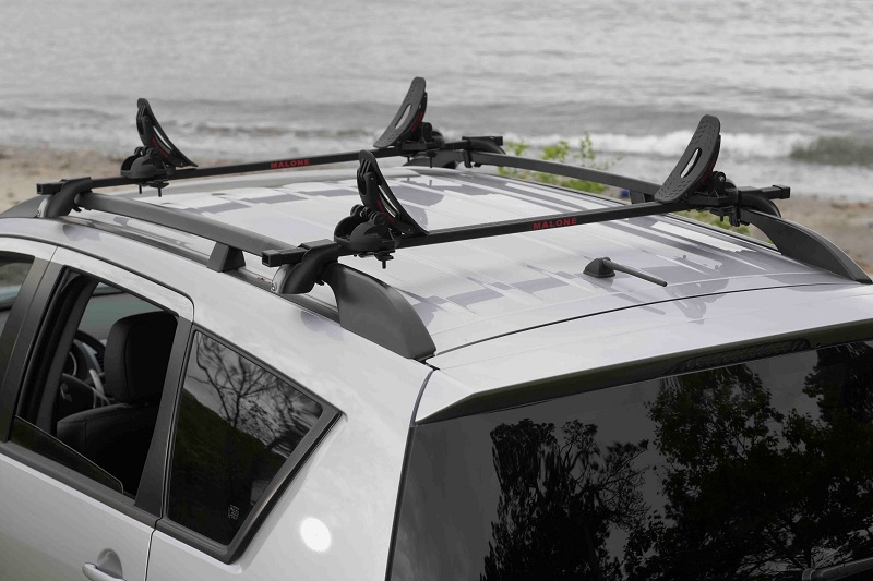 A Locking Mechanism Is Usually Found On Rack Mounted Models And Ensures  That Both The Carrier Stays In Place On Your Existing Roof Rack As Well As  The Ties ...