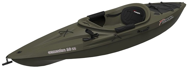 sit inside fishing kayak