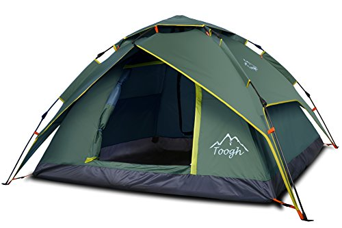 #3 Toogh 3 Season Sundome Pop Up Tent  sc 1 st  Outside Pursuits & The 7 Best Pop Up Tents Reviewed u0026 Compared For 2019 | Outside Pursuits