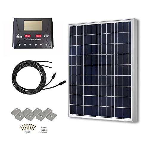 The 7 Best RV Solar Panels & Kits Reviewed For 2019 ... Kayak Solar Panel Wiring Diagram on