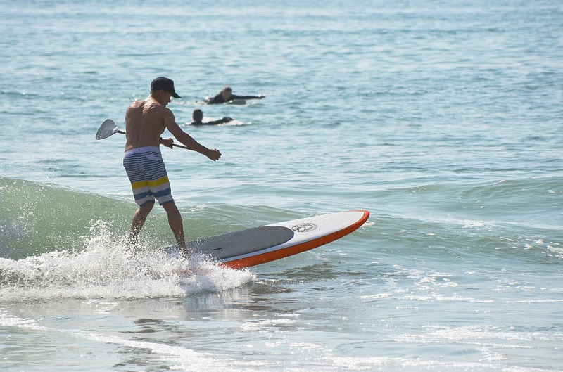 Best Paddle Board For Surfing