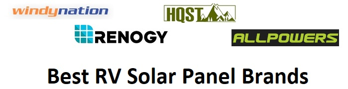 Best RV Solar Panel Brands