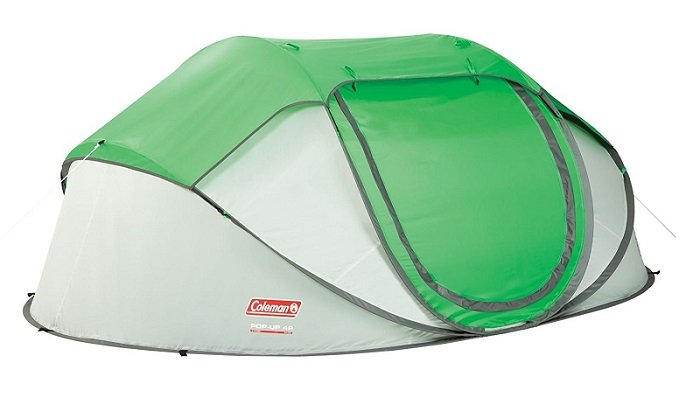 Coleman Pop-Up Tent  sc 1 st  Outside Pursuits : best pop up tents - memphite.com