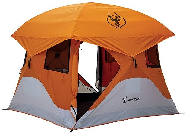 Gazelle T4 Pop-Up Camping Tent