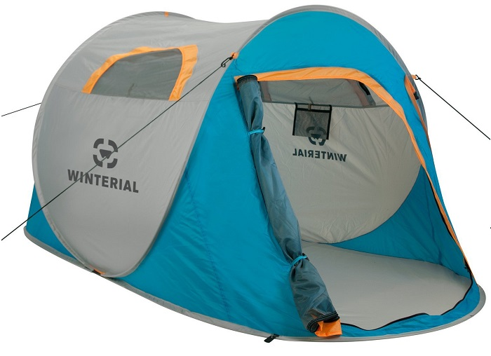 #7 Winterial Instant Pop Up Tent  sc 1 st  Outside Pursuits & The 7 Best Pop Up Tents Reviewed For 2018 | Outside Pursuits