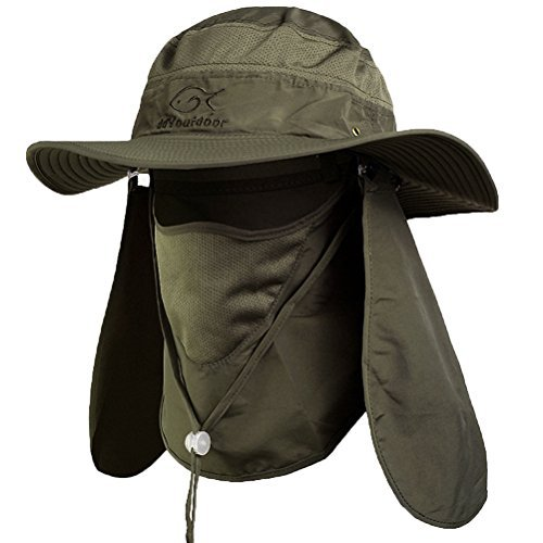 092d985361299 The 5 Best Fishing   Hiking Hats Reviewed For  2019