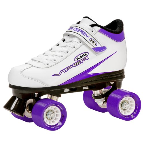 Roller Derby Women s Viper M4 Speed Quad Skate at a Glance  84bb4e6b74