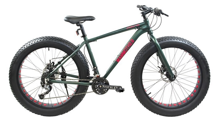 Alton Mammoth 2.0 Fat-Tire Bike