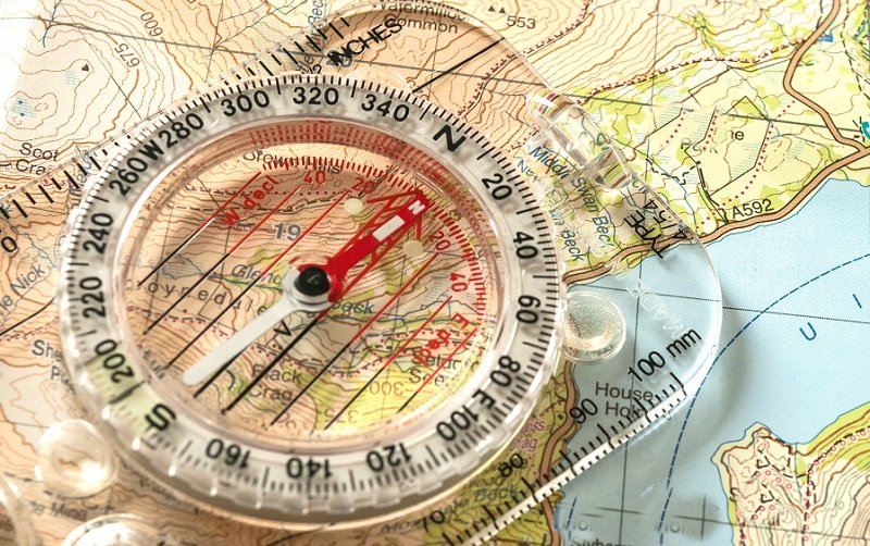 The 5 Best Compass For Hiking & Backpacking [2019] | Outside