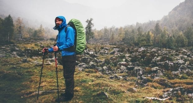 The 7 Best Rain Jackets For Hiking & Backpacking [2018 ...