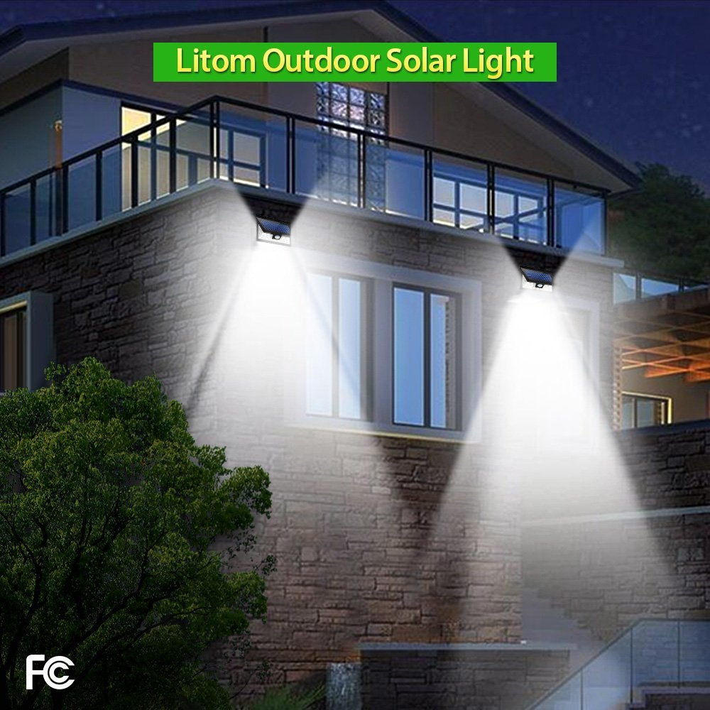 Residential Garage Led Lights: The 5 Best LED Outdoor Solar Lights