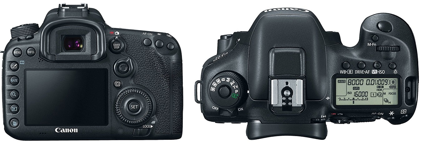 Canon EOS 7D Mark II Digital SLR Camera Body