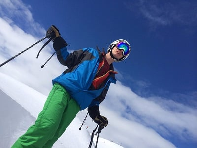 Casey Fiedler - Author - Skiing in Park City