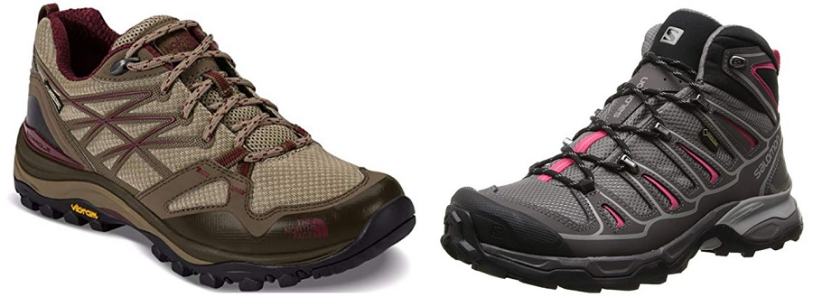 Ladies Hiking Shoes