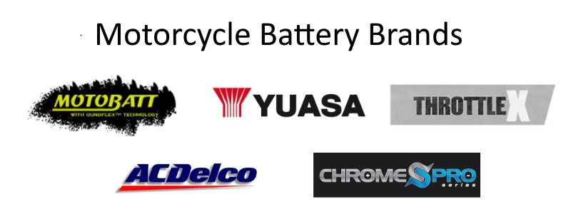 motorcycle battery brands