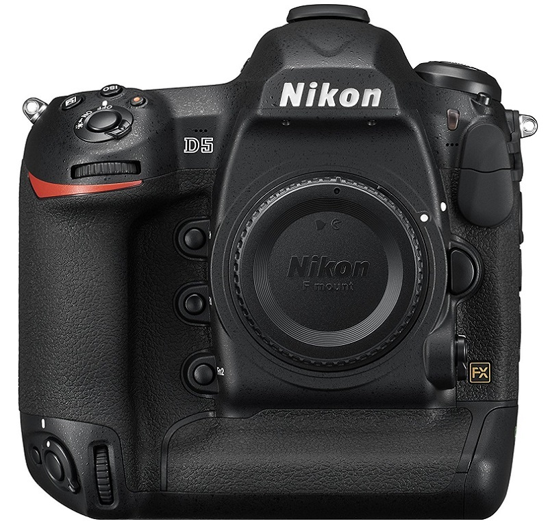 Nikon D5 20.8 MP FX-Format Digital SLR Camera Body