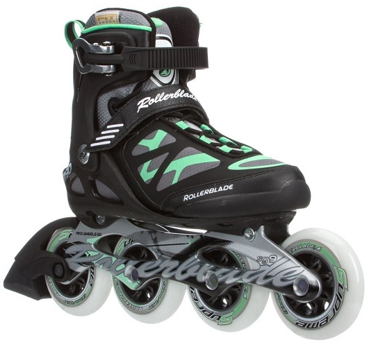Rollerblade MACROBLADE 90 High Performance Fitness-Training Skate