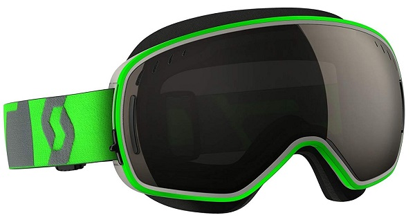 Scott LCG With Mask Men's Snocross Snowmobile Goggles