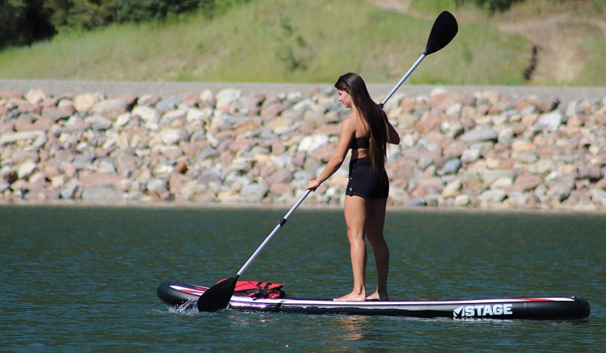 Stage Switchblade Double-Bladed SUP Paddle