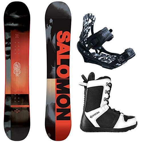 System Salomon Pulse Complete Snowboard Package