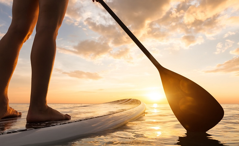 best paddle board paddle